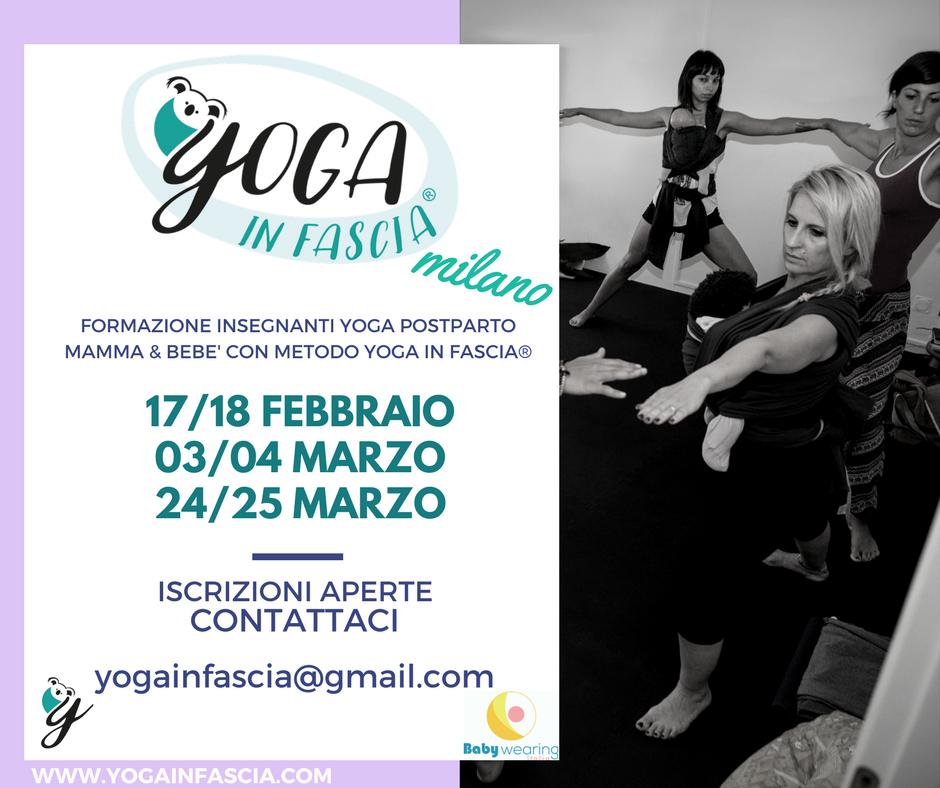 yoga in fascia