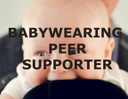 BABYWEARING PEER SUPPORTER