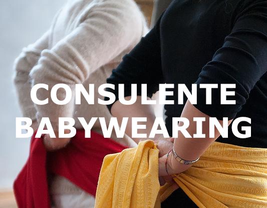 CONSULENTE BABYWEARING