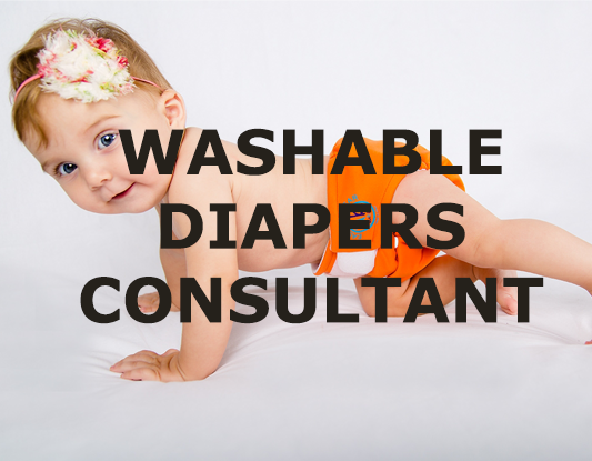 WASAHBLE DIAPERS CONSULTANT